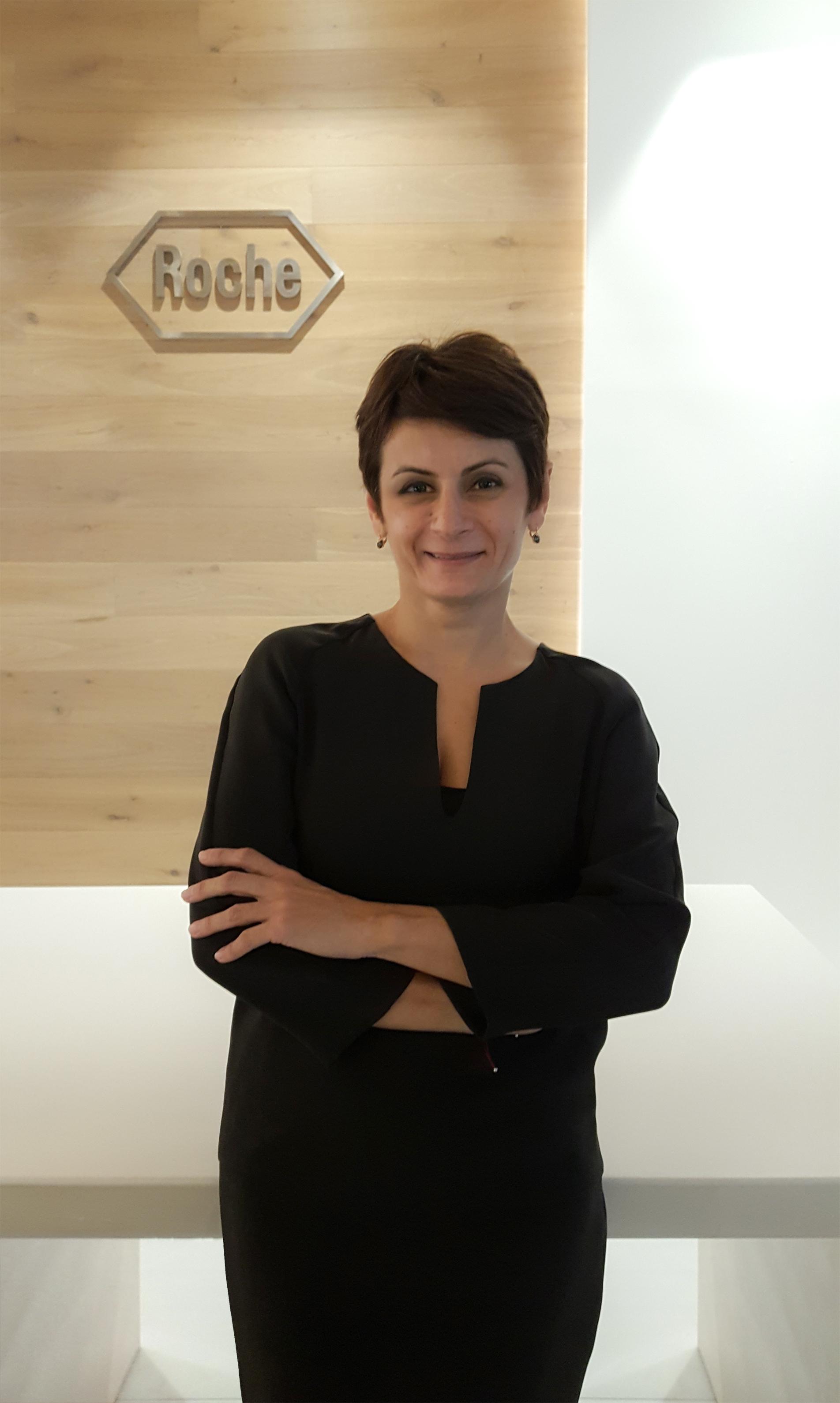 Photo of Roche İlaç Türkiye'nin İnsan Kaynakları Direktörlüğü'ne yeni atama