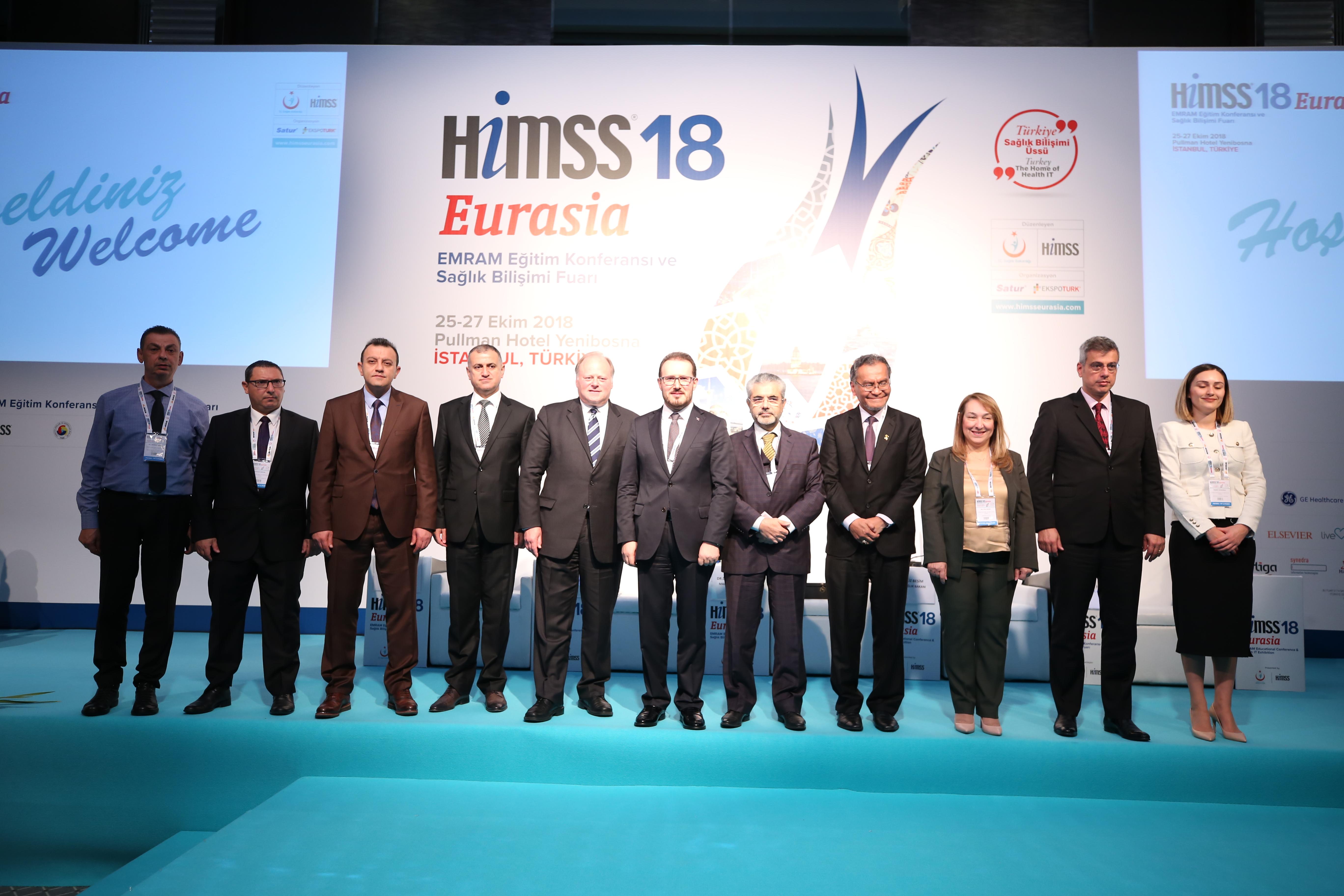 Photo of HIMSS'18 Eurasia kapılarını açtı