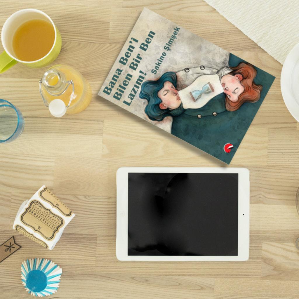 Photo of Yeni Kitap: Bana Beni Bilen Bir Ben Lazım